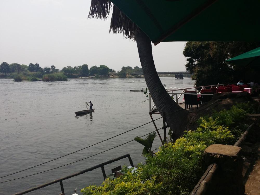 النيل الأزرق في جنوب السودان